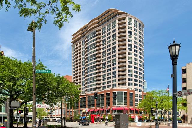 807 Davis Street Evanston Il Sherman Plaza Condos For